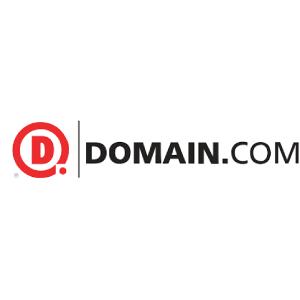 domain com logo